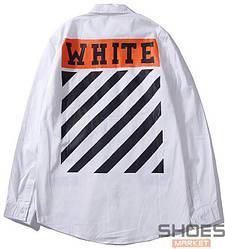 Рубашка Off-white White (ориг.бирка)