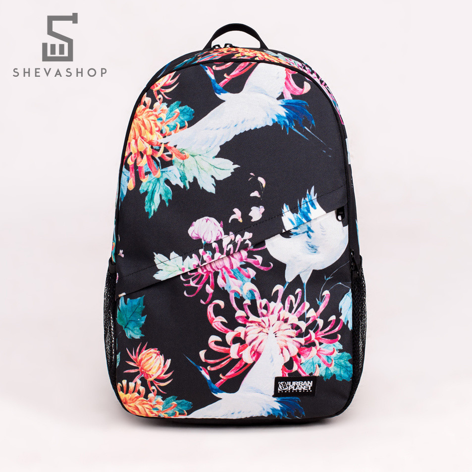 Рюкзак UP B8 JURAVEL черный