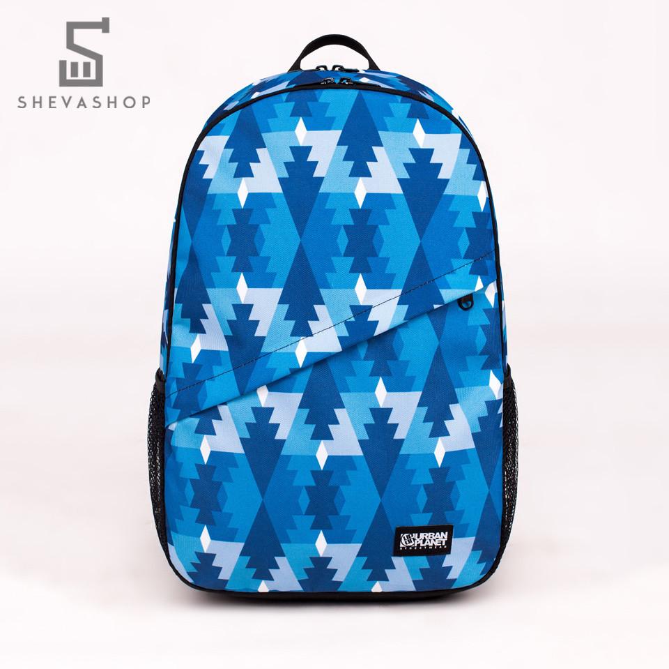 Рюкзак UP B8 KARPATY голубой