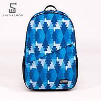 Рюкзак UP B8 KARPATY голубой, фото 1