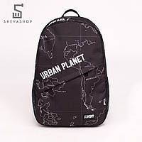 Рюкзак UP B8 POLITICAL, черный, фото 1