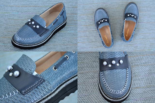 Стильные женские туфли, Masheros фото
