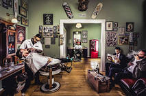 Оборудование для Barber shop