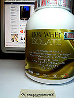 Протеин, DL Nutrition 100% Whey Isolate 1800г, фото 1