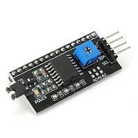 Перехідник для LCD HD44780 IIC I2C Arduino AVR PIC , фото 1