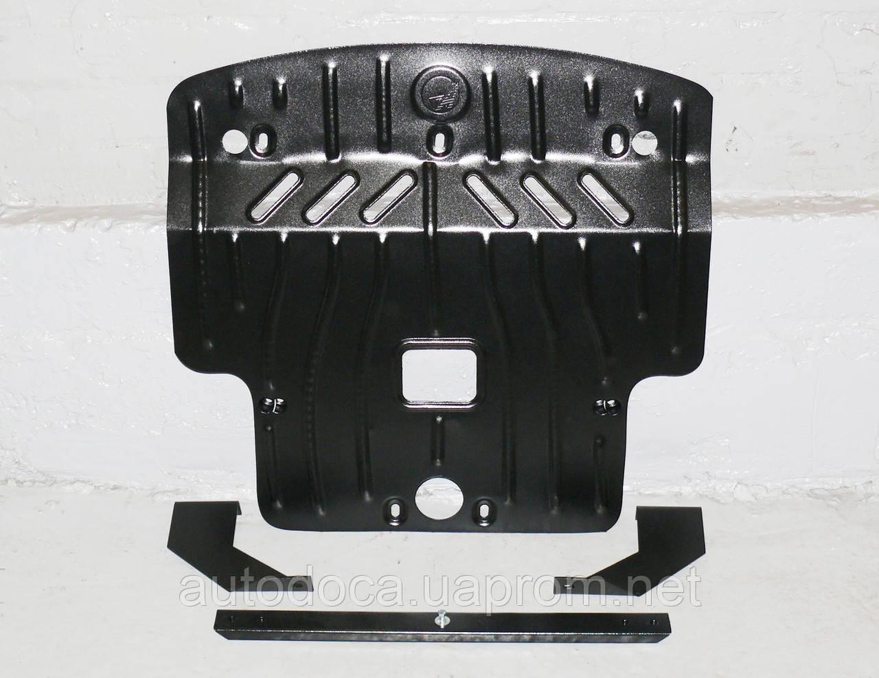 Защита поддона картера двигателя, кпп BMW 7 (E38) 1994-