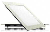 LED панель 9W 550LM 4500K квадрат / LM408