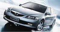 DRL штатные дневные ходовые огни LED- DRL для Mazda 6 2005-2008