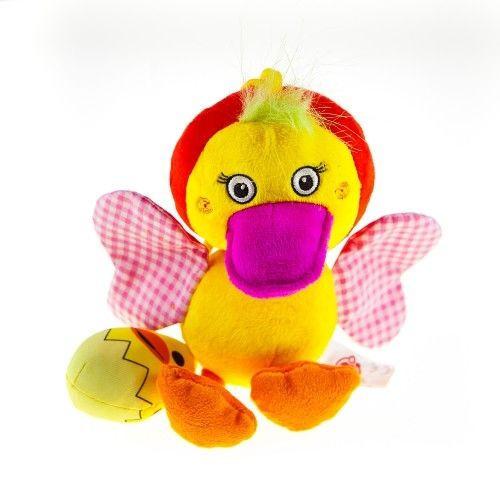 Активная игрушка-подвеска Biba Toys Уточка Музыкальная
