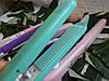 Мини Гофре утюжок для волос дорожный, для прикорневого объема ProGemei GM2986, фото 7