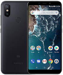 "Xiaomi Mi A2 Black 4/32 Gb, 5.99"", Snapdragon 660, 3G, 4G (Global)"
