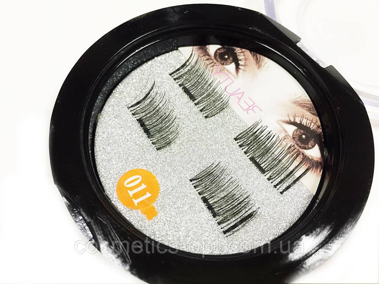 Магнитные ресницы Huda Beauty №11 (реплика)