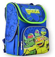 Ортопедический рюкзак 1 вересня H-11 Turtles