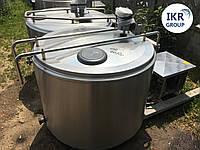 Охладитель молока Б/У ALFA LAVAL 500 открытого типа объёмом 500 литров, фото 1