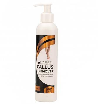 Кислотний пілінг для педикюру Starlet Professional Callus Remover, 250 мл