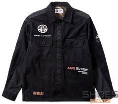 Куртка Bape Black (ориг.бирка)