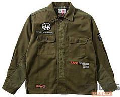 Куртка Bape Green (ориг.бирка)
