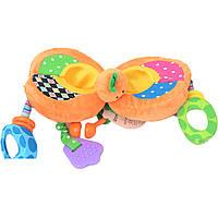 Игрушка-подвеска Biba Toys Веселый апельсинчик