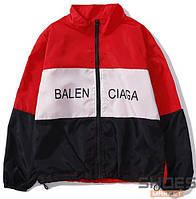 Куртка Balenciaga Red/Black (ориг.бирка)
