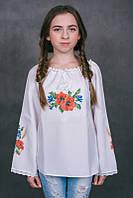 ШВД-09. Пошита дитяча блузка