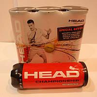 Мячи для большого тенниса HEAD Championship, фото 1