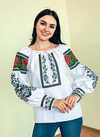 Пошиті жіночі сорочки під вишивку