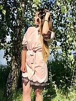 Женский халат Код п105