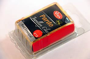 Полимерная глина пластика Пардо Pardo Jewellery 56 г,418 Красный огненный опал