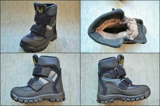 Tofino Gore-Tex ботинки зимние фото