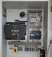 Автоматика вентиляции приточных систем с водяным нагревателем