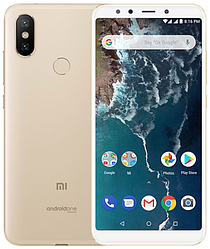 "Xiaomi Mi A2 Gold 4/32 Gb, 5.99"", Snapdragon 660, 3G, 4G (Global)"