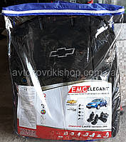Чехлы в салон Chevrolet Lacetti Hatchback с 2004 г. EMC Elegant