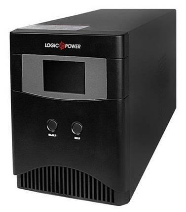 Джерело безперебійного живлення LogicPower LPM-PSW-500VA (350Вт)., фото 2