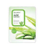 Увлажняющая тканевая маска с алоэ Seantree Aloe 100 Mask Sheet 20 ml