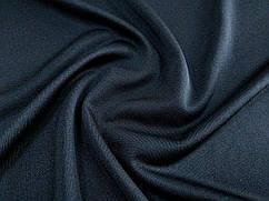 Ткань трикотажная подкладка, черный