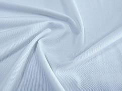 Ткань трикотажная подкладка, белый