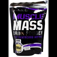 BioTech USA Muscle Mass 1000g (Ваниль)
