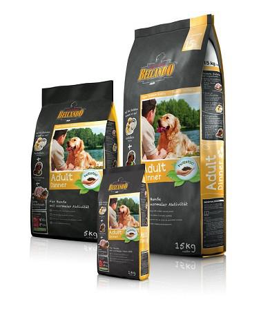 Сухой корм для собак Belcando BELCANDO ADULT DINNER(Белькандо диннер)
