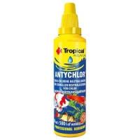 Tropical ANTYCHLOR препарат для подготовки водопроводной воды, 50мл