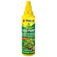 Tropical AQUA PLANT жидкое удобрение для аквариумных растений, 50мл