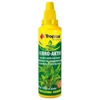 Tropical FERRO-AKTIV железосодержащее удобрение для аквариумных растений, 50мл