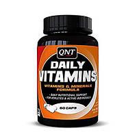 QNT Daily Vitamins 60 caps