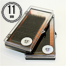 РЕСНИЦЫ I-BEAUTY PREMIUM, 20 ЛИНИЙ СС 0.07(11 мм), фото 2