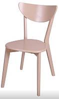 Деревянный стул C-616Т Модерн Т дизайнерская мебель, цвет бежевый, Заказ от 2 штук