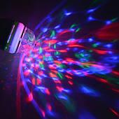 Led-лампы диско