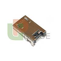 Разъем зарядки Asus ME102 MeMO Pad 10/ME176/ME180/ME301T/ME301/ME302/ME372CG/ME373 (K001/K005/K00A), 5 pin, micro-USB тип-B