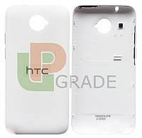 Задняя крышка HTC 601 Desire/315n, белая