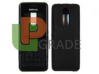 Корпус Nokia 108, черный