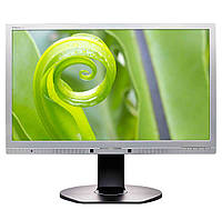 "Монитор Philips 241P6QPJES/00 24"" Серый (26015279300)"