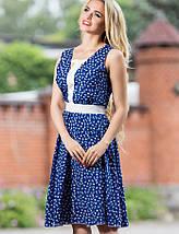 Женское летнее хлопковое платье (1479-1478-1477/1-1780-1781 svt), фото 3
